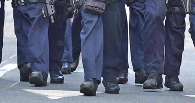 CALZADO POLICÍAL